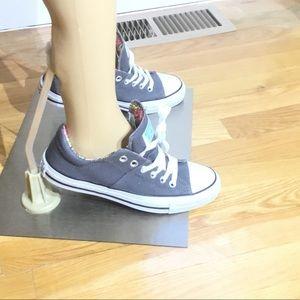Brand New, Dark Gray, Converse All Star Sneakers